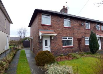 Thumbnail 3 bed end terrace house for sale in Ridley Road, Carlisle, Cumbria