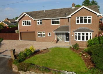 Thumbnail 5 bed detached house for sale in Church Lane, Chester