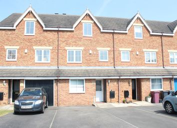 Thumbnail 4 bed terraced house for sale in Stanier Way, Renishaw, Sheffield