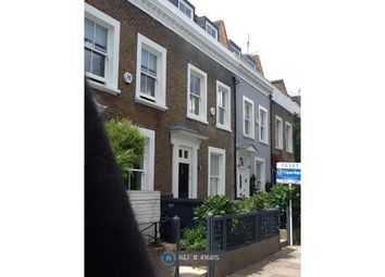 Thumbnail 4 bed terraced house to rent in Britannia Road, London