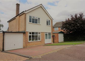 Thumbnail 3 bed detached house for sale in Parkland Way, Ongar