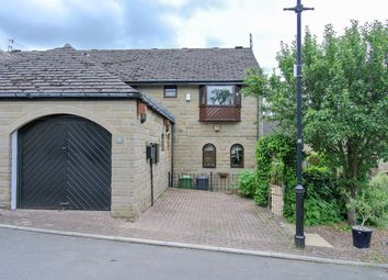 Thumbnail 3 bed semi-detached house for sale in Station Approach, Honley, Holmfirth