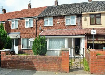 Thumbnail 3 bed terraced house to rent in Ford Lane, Ford, Litherland