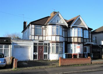 Thumbnail 3 bed semi-detached house for sale in Kingshill Avenue, Kenton