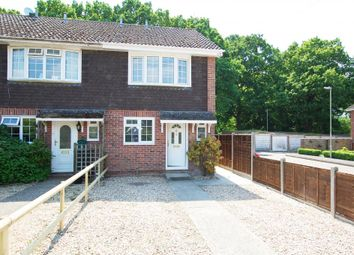 Thumbnail 3 bed end terrace house for sale in Five Acres Close, Lindford, Bordon