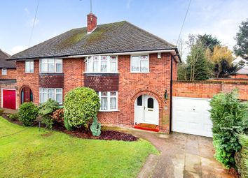 Thumbnail 3 bed semi-detached house for sale in Castleview Road, Langley