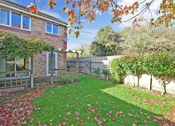 Thumbnail 3 bed end terrace house for sale in Linnet Close, Littlehampton, West Sussex
