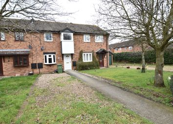 Thumbnail 3 bedroom terraced house to rent in Caraway Road, Thetford