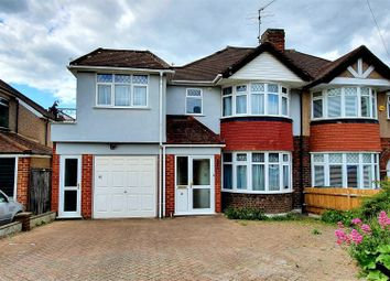 4 bed semi-detached house for sale in Newbury Gardens, Stoneleigh, Epsom KT19