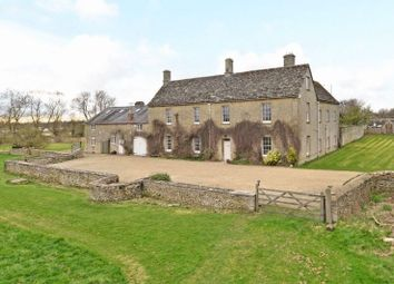 Thumbnail 5 bed country house to rent in Latton, Swindon