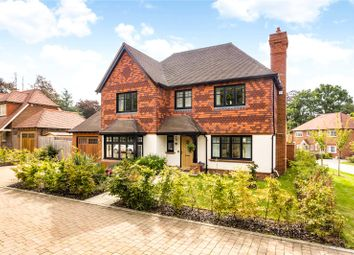 Knights Way, Godstone, Surrey RH9. 4 bed detached house