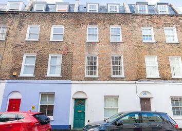 Thumbnail 3 bed maisonette for sale in Rousden Street, Camden Town