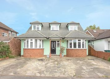 Thumbnail 4 bed detached house for sale in Gaston Way, Shepperton