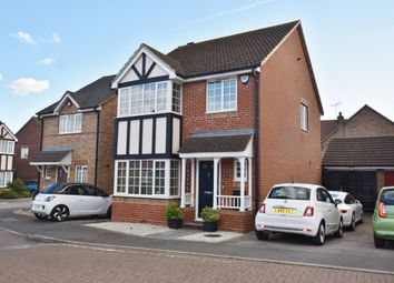 Thumbnail 3 bed detached house for sale in Royce Grove, Leavesden