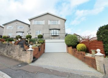 Thumbnail 4 bedroom detached house for sale in Cotswold Way, Newport