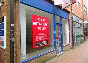 Thumbnail Retail premises to let in 1 Potters Walk, Basingstoke, Hampshire