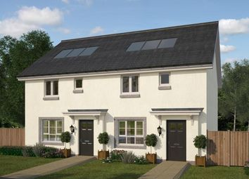 "Thumbnail 3 bedroom terraced house for sale in ""Coull"" at County Cottages, Culduthel, Inverness"