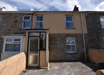 2 bed terraced house for sale in Jewells Terrace, Four Lanes, Redruth TR16