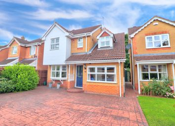Lawnlea Close, Sunnyhill, Derby DE23. 3 bed detached house