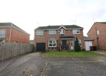 Thumbnail 4 bed semi-detached house for sale in Walton Chase, Thorp Arch, Wetherby