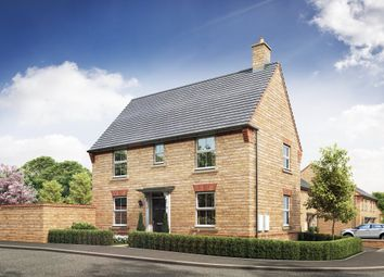 "Thumbnail 3 bedroom detached house for sale in ""Hadley"" at Brockworth Road, Churchdown, Gloucester"
