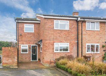 Thumbnail 3 bed end terrace house for sale in Goose Acre, Cheddington, Leighton Buzzard