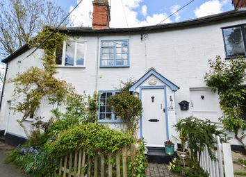 Thumbnail 2 bed terraced house for sale in The Crescent, Steeple Bumpstead, Haverhill
