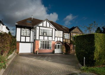 Thumbnail 6 bed semi-detached house for sale in Vincent Avenue, Carshalton
