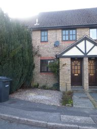 Thumbnail 2 bed terraced house to rent in Goodlands Vale, Hedge End