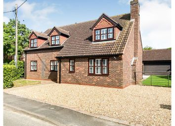 Thumbnail 4 bed detached house for sale in Main Street, Fenton, Newark