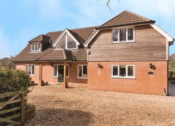 Thumbnail 4 bed detached house for sale in Forest Edge Park, Gardeners Lane, East Wellow, Romsey