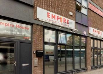 Thumbnail Studio to rent in Empire House, Cleveland Street, Doncaster