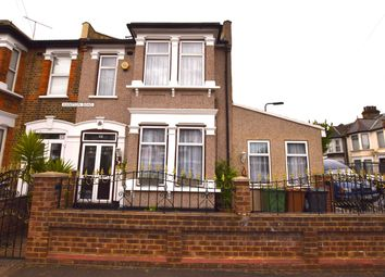 Thumbnail 5 bedroom end terrace house for sale in Hampton Road, Leytonstone
