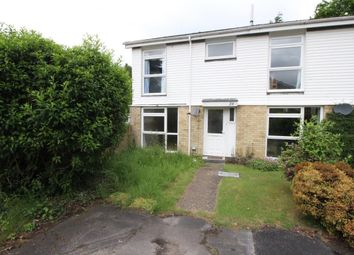 Thumbnail 3 bed end terrace house for sale in Stanton Drive, Fleet