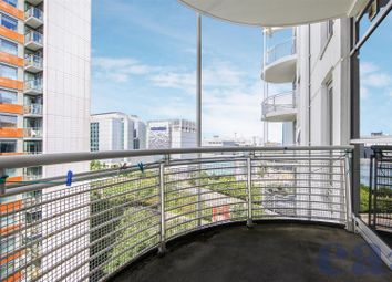 Thumbnail 1 bed flat for sale in Switch House, Docklands, London