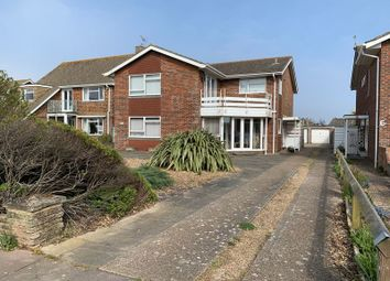 Thumbnail 3 bed flat for sale in Sea Lane, Goring-By-Sea, Worthing