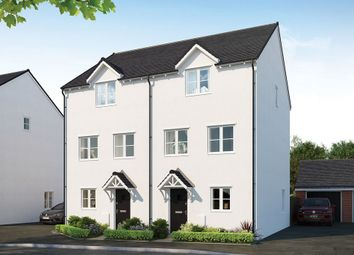 Thumbnail 3 bed town house for sale in The Odell, Manor House Park, Biddenham