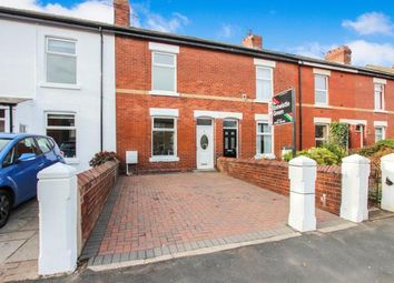 Thumbnail 3 bed terraced house for sale in Holmefield Road, Lytham St Annes, Lancashire, England