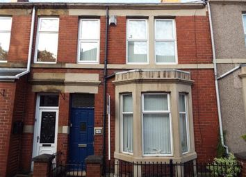 Thumbnail 3 bed terraced house for sale in Rectory Road, Bensham, Gateshead, Tyne And Wear