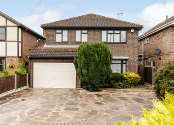 Thumbnail 4 bed detached house for sale in High Road, Benfleet