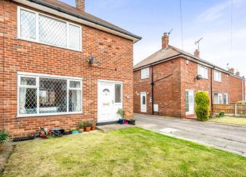 Thumbnail 2 bedroom semi-detached house for sale in Park Avenue, Allerton Bywater, Castleford