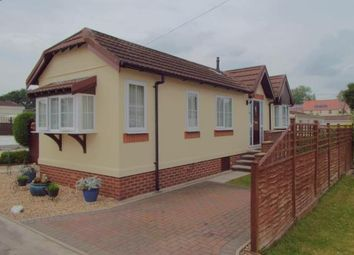 Thumbnail 2 bed mobile/park home for sale in Broadway Park, The Causeway, Petersfield