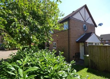 Thumbnail 2 bed semi-detached house to rent in Kempton Gardens, Bletchley, Milton Keynes, Buckighamshire