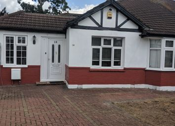 3 bed bungalow for sale in Tudor Close, London NW9
