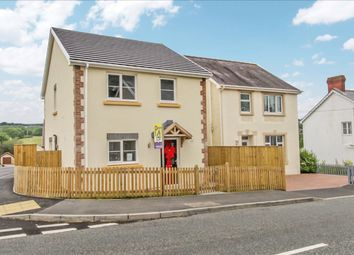 Thumbnail 3 bed detached house for sale in Glanfryn Court, Drefach, Llanelli