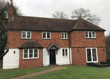 Thumbnail 3 bedroom detached house to rent in Back Lane, Godden Green, Sevenoaks, Kent