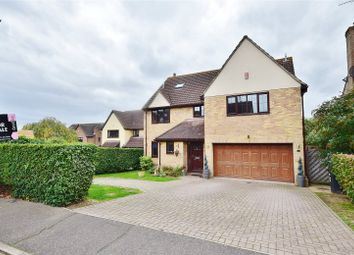 Thumbnail 7 bed detached house for sale in Wraglings, Beldams Lane, Bishop's Stortford