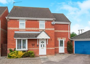 Thumbnail 3 bed detached house for sale in Brayfield Close, Bury St. Edmunds
