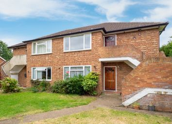 Thumbnail 2 bed flat for sale in Bisley Close, Worcester Park