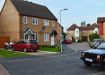 Thumbnail 2 bed semi-detached house to rent in Primrose Close, Morton, Bourne